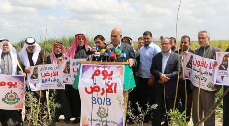 Hamas Leader: Resistance Is The Only Way To Liberation