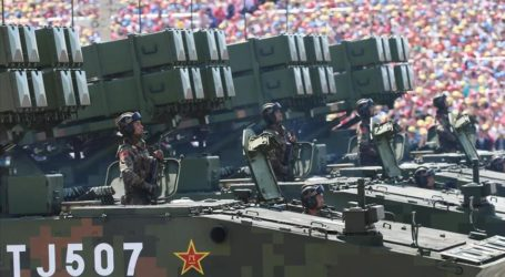 China Expected To Increase Military Budget 7-8 Percent