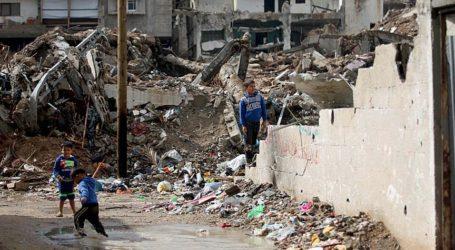 Israeli Airstrike Kills Palestinian Child In Gaza