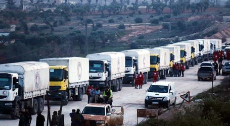 Syrian Regime Blocking Aid Deliveries: Local Sources