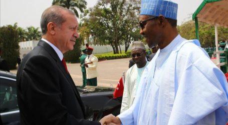 Turkey Ready To Help Nigeria Fight Terrorism: Erdogan