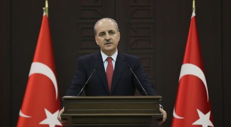Deputy PM Calls For All To Stand By Turkey Against Terror