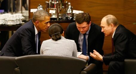 Obama, Putin Discuss Russian Withdrawal From Syria