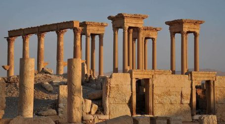 Assad Regime Forces Retake Daesh-Held Palmyra