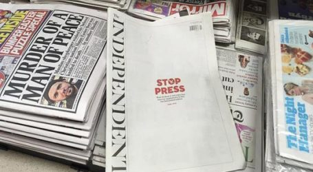 British Daily The Independent Publishes Last Print Edition