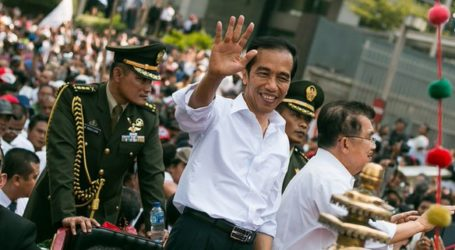 President Jokowi Ranked 13th as Most Influential Muslims in the World