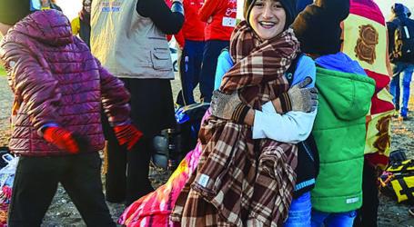 Qatar Charity Aid,Syrian Refugees In Greece