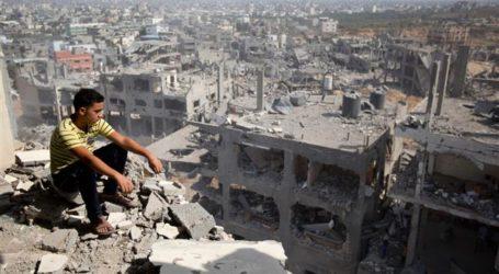 Israel Cement Ban Suspends Gaza Reconstruction Aid: UN