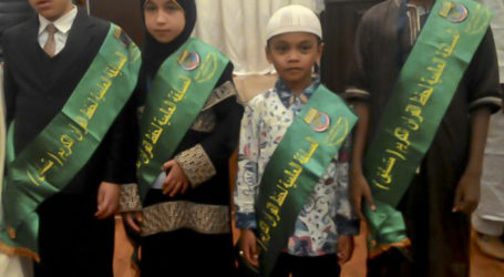 Indonesian Youngest Hafiz Obtained 3rd Place on Egypt International Quranic Competition