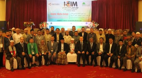 Jakarta Declaration : The Unity of Muslim Media for The Unity of The Ummah
