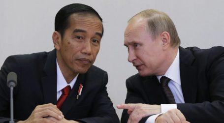 Putin to Meet Jokowi during Russia-ASEAN Summit in Singapore