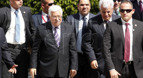 'We Won't Allow Israeli Presence': Abbas Wants NATO to Replace IDF in West Bank