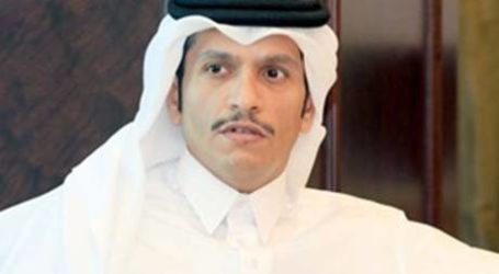 Qatari FM: Abraham Deal to Not Solve Middle East Crisis