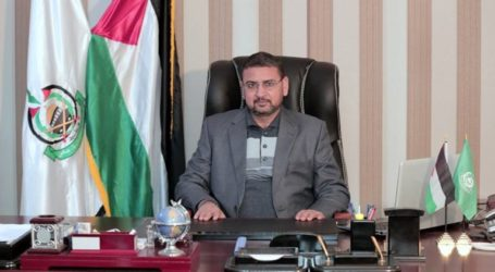 Hamas Welcomes Egypt's Statements On Reconciliation