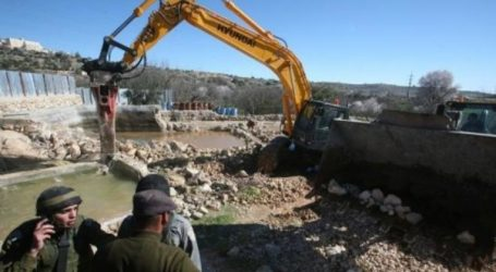 Euro-Mid Report Highlights Israel's Destruction of EU-funded Projects in Palestine
