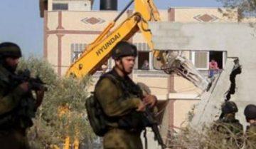 Israel Orders Halt on Construction of Homes Near Bethlehem