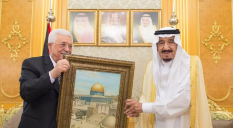 King Salman: Saudi's Stance on Palestine Remains Firm