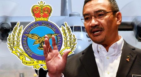 Hisham : RMAF Aircraft was not Intercepted by Indonesian Fighter Jets