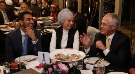 Malcolm Turnbull Uses Iftar Dinner to Warn Against Division after Orlando Massacre