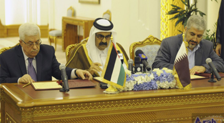 Doha-Hosted Talks Fail to Reconcile Divisive Palestinian Fatah and Hamas