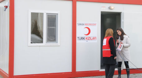 Red Crescent Provide Aid Worldwide During Ramadan