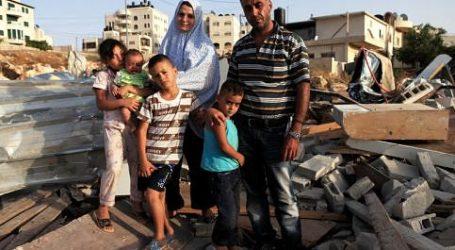 Israeli Demolitions Make More Palestinians Homeless