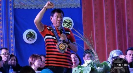 Filipino Muslims Voice Backing for Duterte Peace Policy