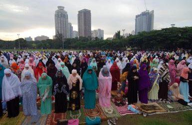 Duterte Joins Filipino Muslims in Celebrating 'Timely, Relevant' Eid'l Fitr