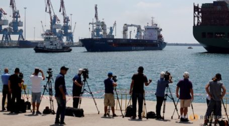 Turkish Humanitarian Aid to be Distributed in Gaza