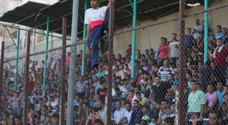West Bank Football Team Beats Gaza Team 1-0
