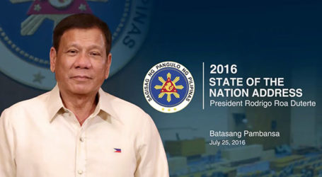Duterte : Correct Historical Injustice, Pass Bangsamoro Law