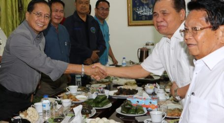 MNLF, MILF Reiterate Commitment to Peace after Duterte's State Address