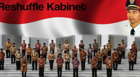 Indonesian President Jokowi Reshufles its Cabinet Again