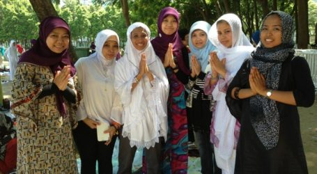 As an Internatonal Hub, Hong Kong is Home to About 300,000 Muslims