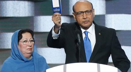 Khizr Khan, and Moment American Muslims Have Been Waiting For