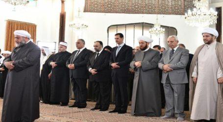 Syria Marks Eid al-Fitr with 72-Hour Truce Nationwide