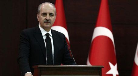 Turkish Deputy PM Condemns France Terror Attack