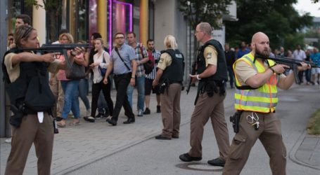 Germany : 10 Dead, 21 Injured in Shooting at Mall
