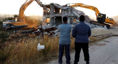 IOF Razes 168 EU-Funded Homes in Palestine