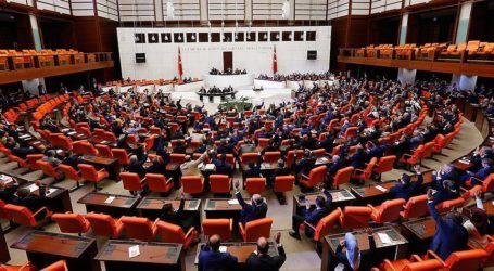 Turkish Parliament Ratifies 3-Month State Of Emergency