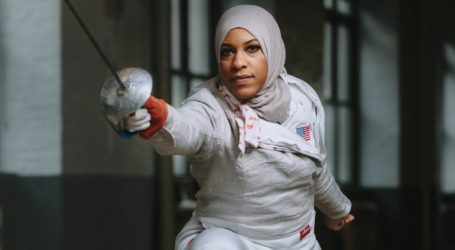 Muslim Fencer on Team USA Takes Down Trump