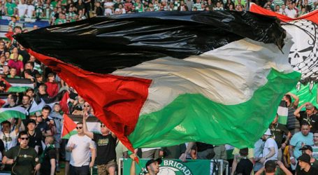 Celtic Fans Defy UEFA Ban to Fly Sea of Palestine Flags in Match against Israelis