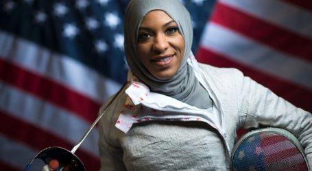 Ibtihaj, America's first Muslim Olympian to wear a hijab