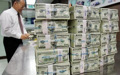 Indonesia`s Forex Reserves Up US$4 Billion in December 2017, BI Says