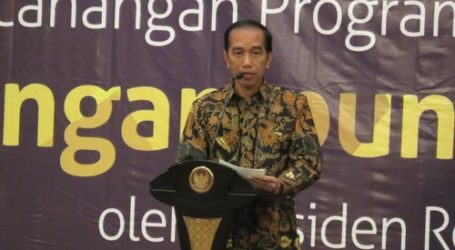 President Jokowi Instructs Totally Evaluation in Handling of Covid-19