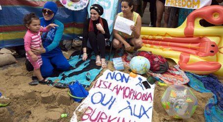 London Mayor Sadiq Khan Slams French 'Burkini' Ban