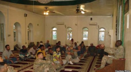 The US army imam bridging cultural gap between Islam and West