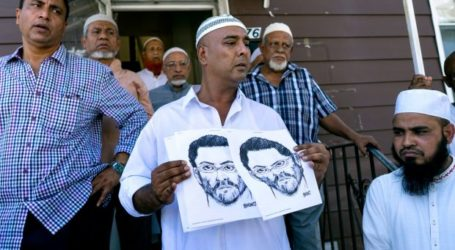 Police question man in killing of Muslim cleric in New York