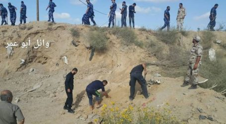 Palestinian Injured by Shrapnel from Egyptian Projectile in Rafah