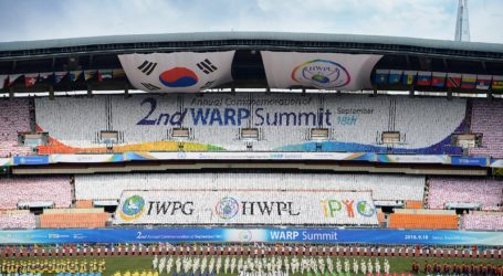 Peace Festival for the 2nd Annual Commemoration of the WARP Summit